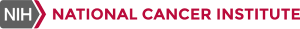 NIH National Cancer Institute Logo