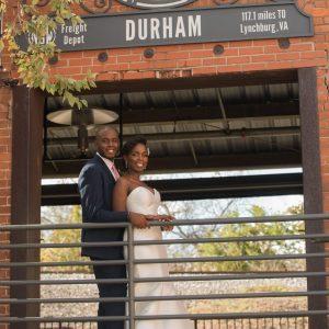 Cleo Samuel-Ryals wedding photo