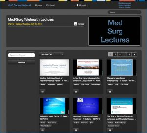 Medical and Surgical Oncology Lecture Video Library