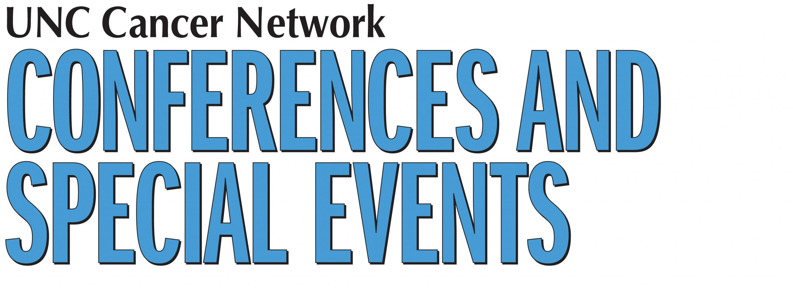 Conferences and Special Events