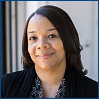 Photo of Cherise B. Harrington, PhD, MPH