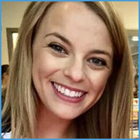 Photo of Courtney (Whicker) Berry, RN, BA, BSN, MA, OCN