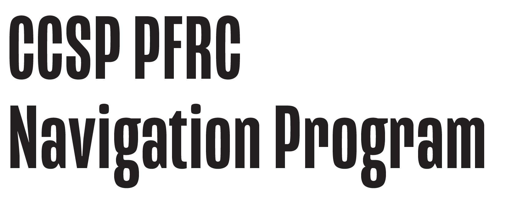 CCSP Patient and Family Resource Center Navigation Program Logo