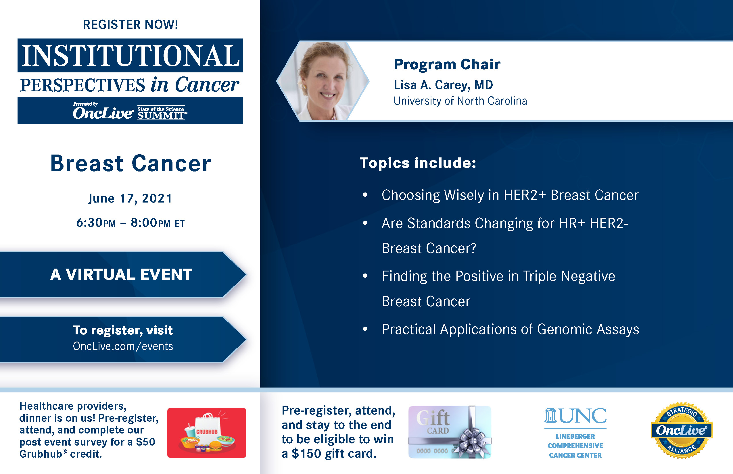 Breast Cancer: A Virtual Event