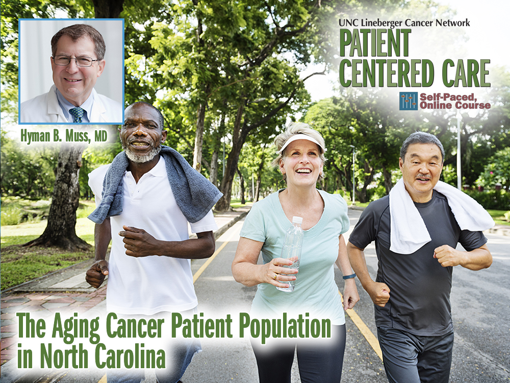 The Aging Cancer Patient Population in North Carolina