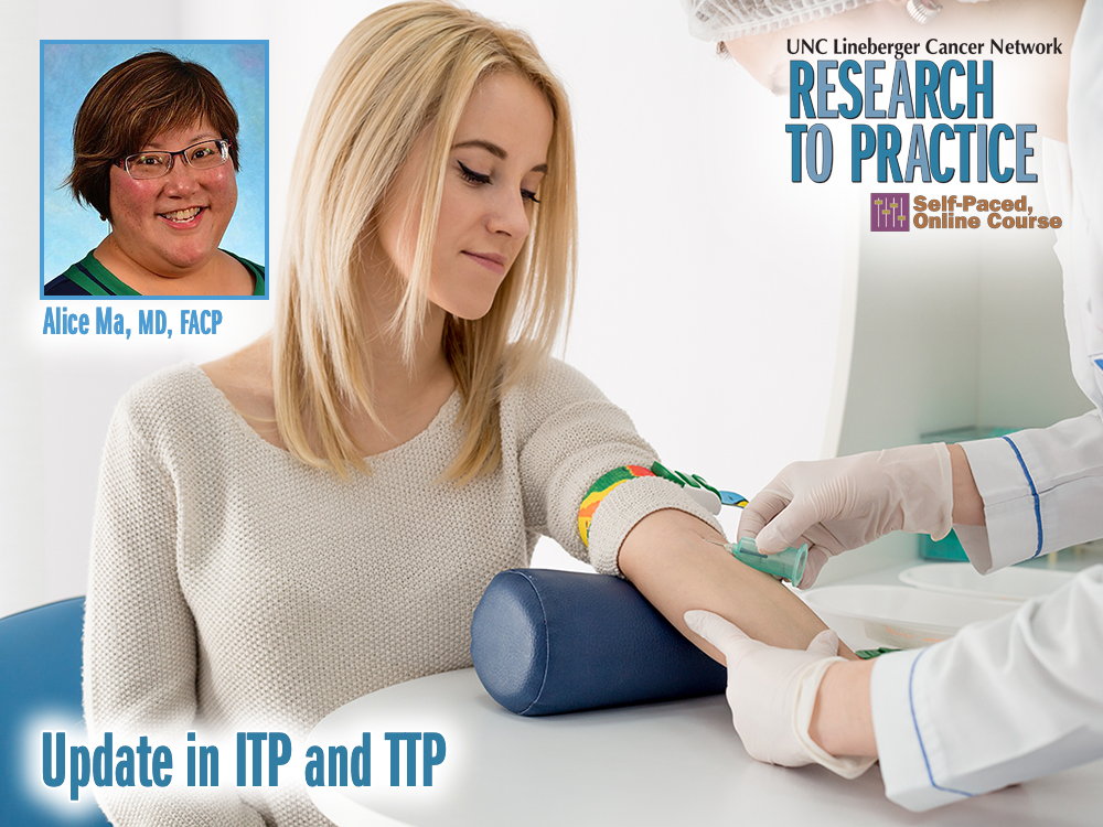 Update in ITP and TTP