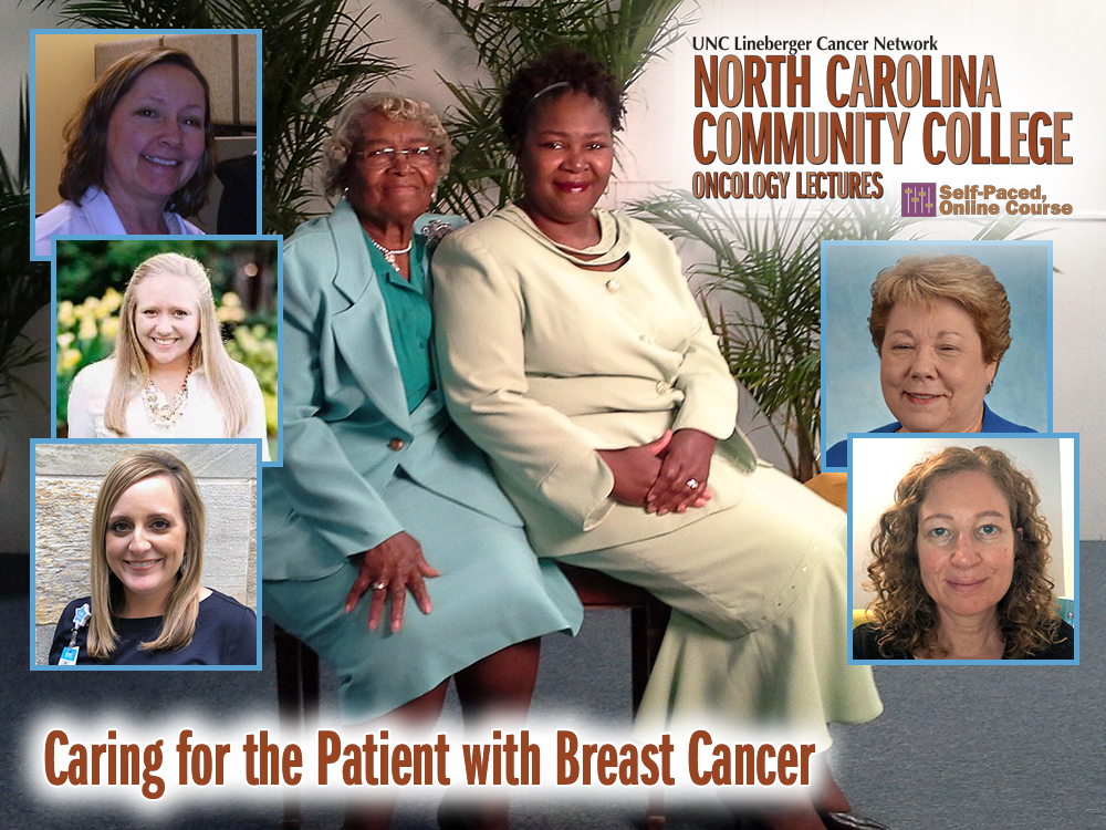 Caring for the patient with breast cancer