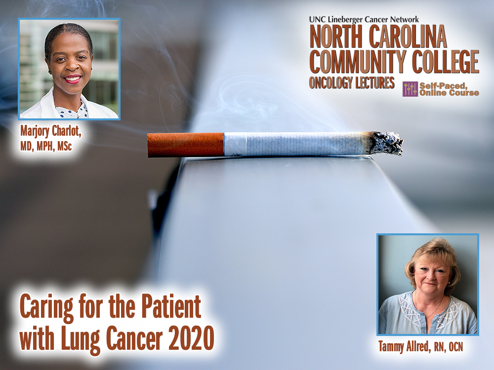Caring for the Patient with Lung Cancer 2020