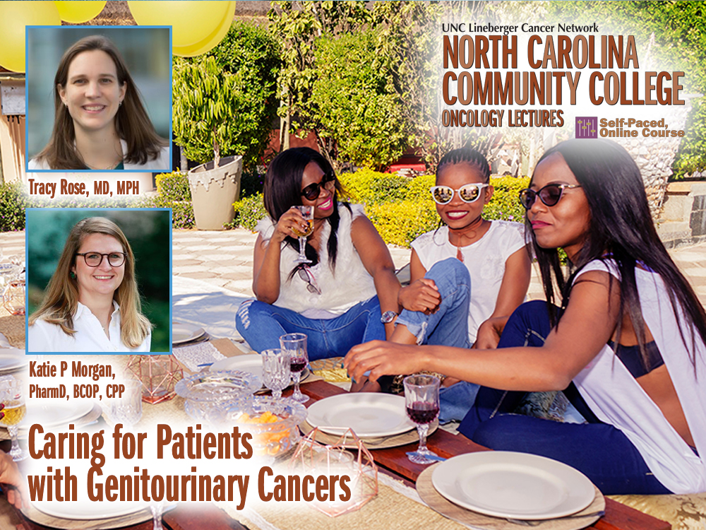 Caring for Patients with Genitourinary Cancers