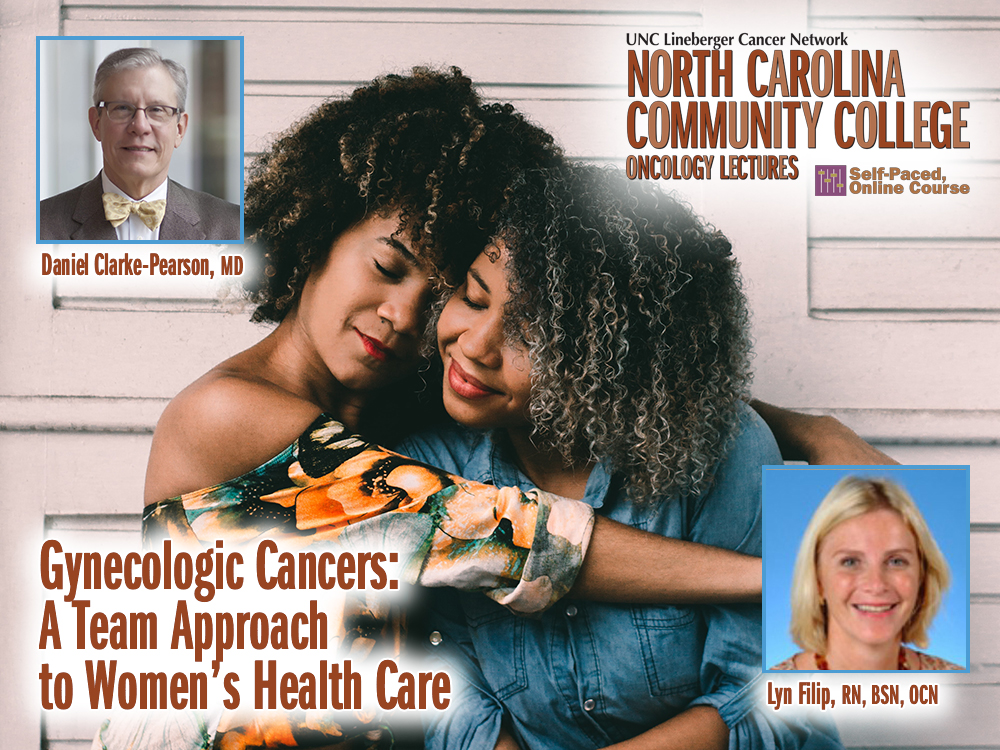 Gynecologic Cancers: A Team Approach to Women's Health Care