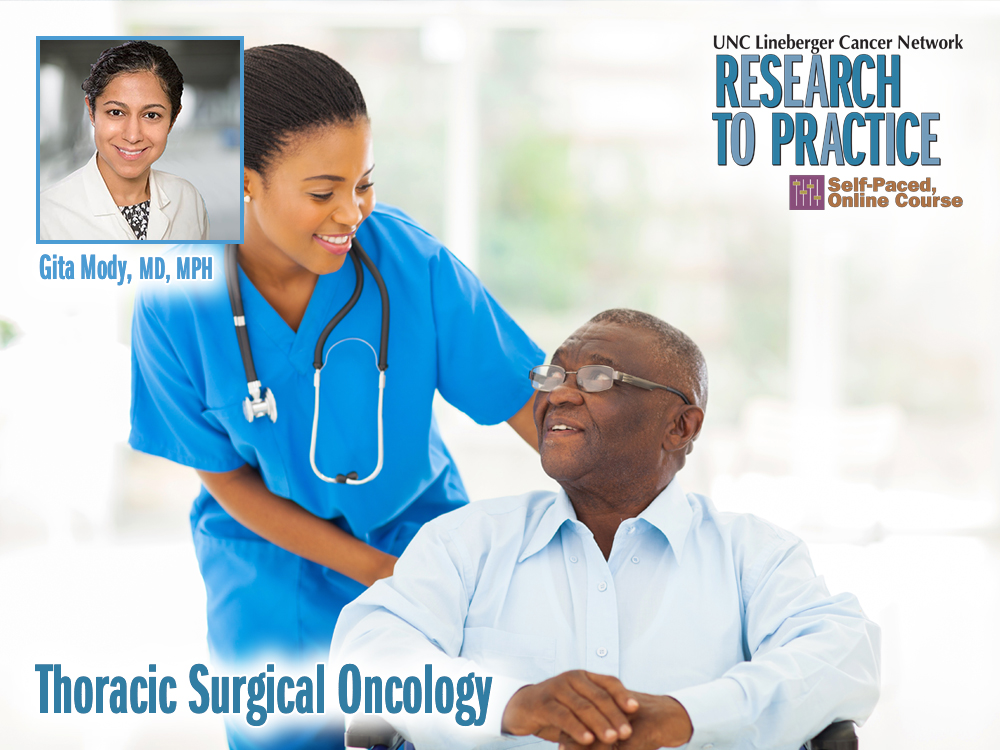 Thoracic Surgical Oncology