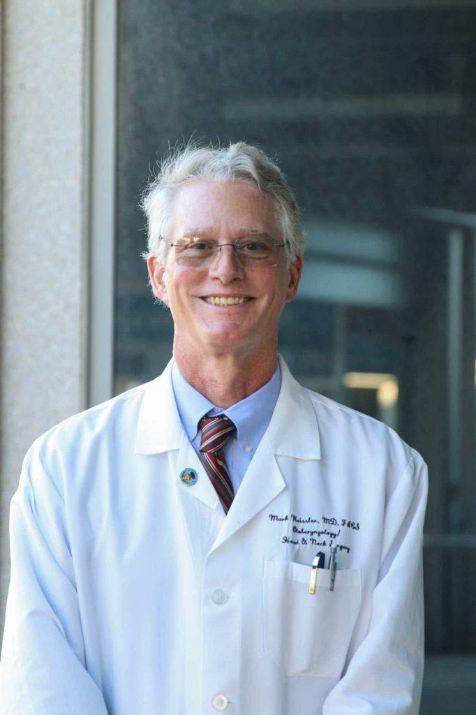 Mark C. Weissler, MD, FACS