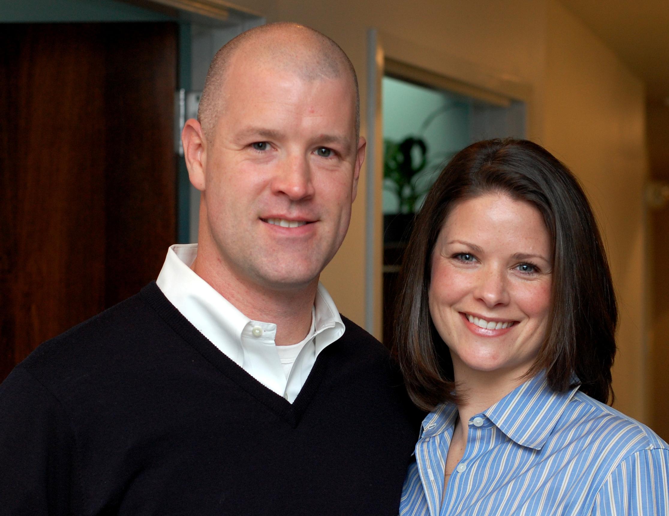 Jefferey and Margaret Dean