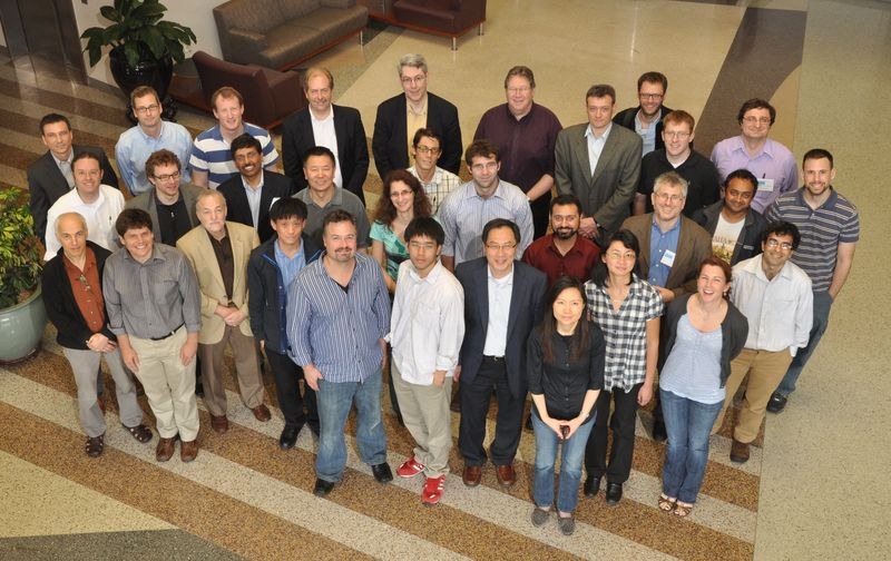 Participants in the TCGA Lung Squamous Cell Carcinoma Working Group: Face to Face Meeting at UNC