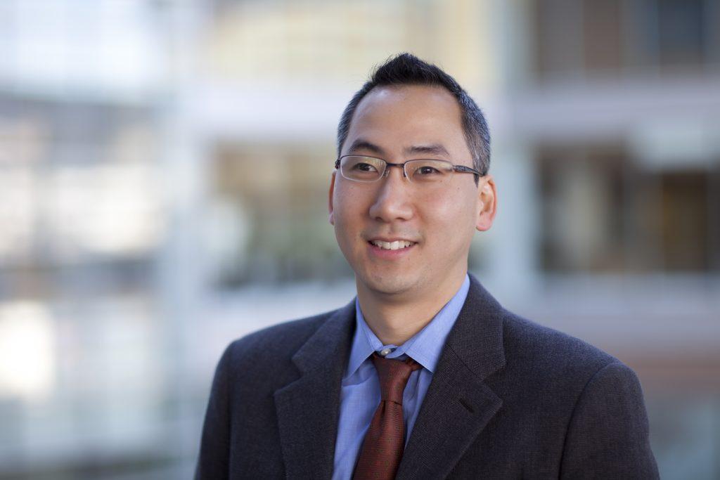 Headshot of William Kim