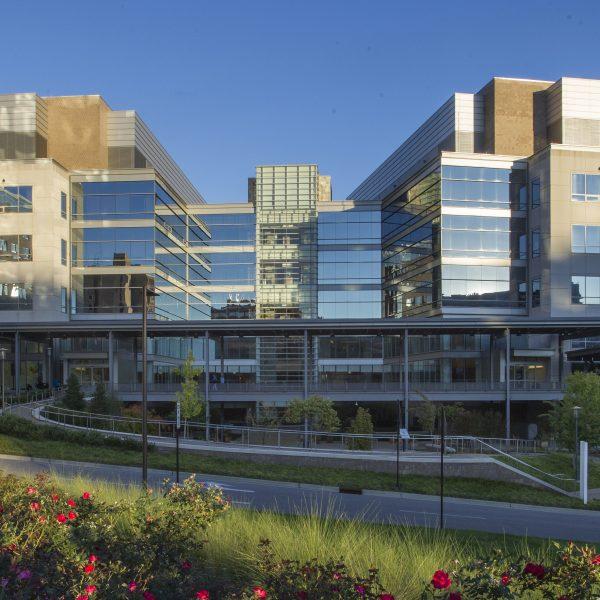 N.C. Cancer Hospital, UNC Lineberger Comprehensive Cancer Center's clinical home.