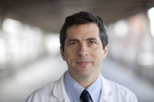 Timothy R. Gershon, MD, PhD, led a study on drug resistance in a medulloblastoma subtype.