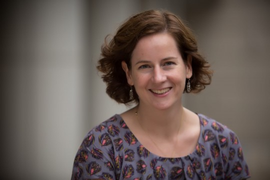 UNC Lineberger's Hazel Nichols, PhD.