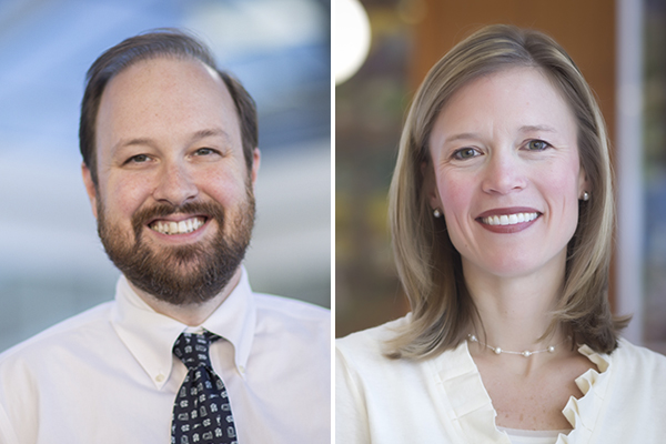 Ben Vincent, MD, and Carey Anders, MD, reported findings for what kind of immune response the body is staging against triple negative breast cancer that has spread to the brain.