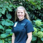 Kelly Kivette, LRT/CTRS, developed the Healthy Heels program to help UNC Bone Marrow Transplant and Cellular Therapy Program patients who have recently undergone transplants stay active.