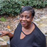 Melissa Mack serves as the operations manager for UNC Lineberger Comprehensive Cancer Center.