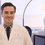 UNC Lineberger's Simon Khagi, MD, is director of the University of North Carolina Brain Tumor Program.