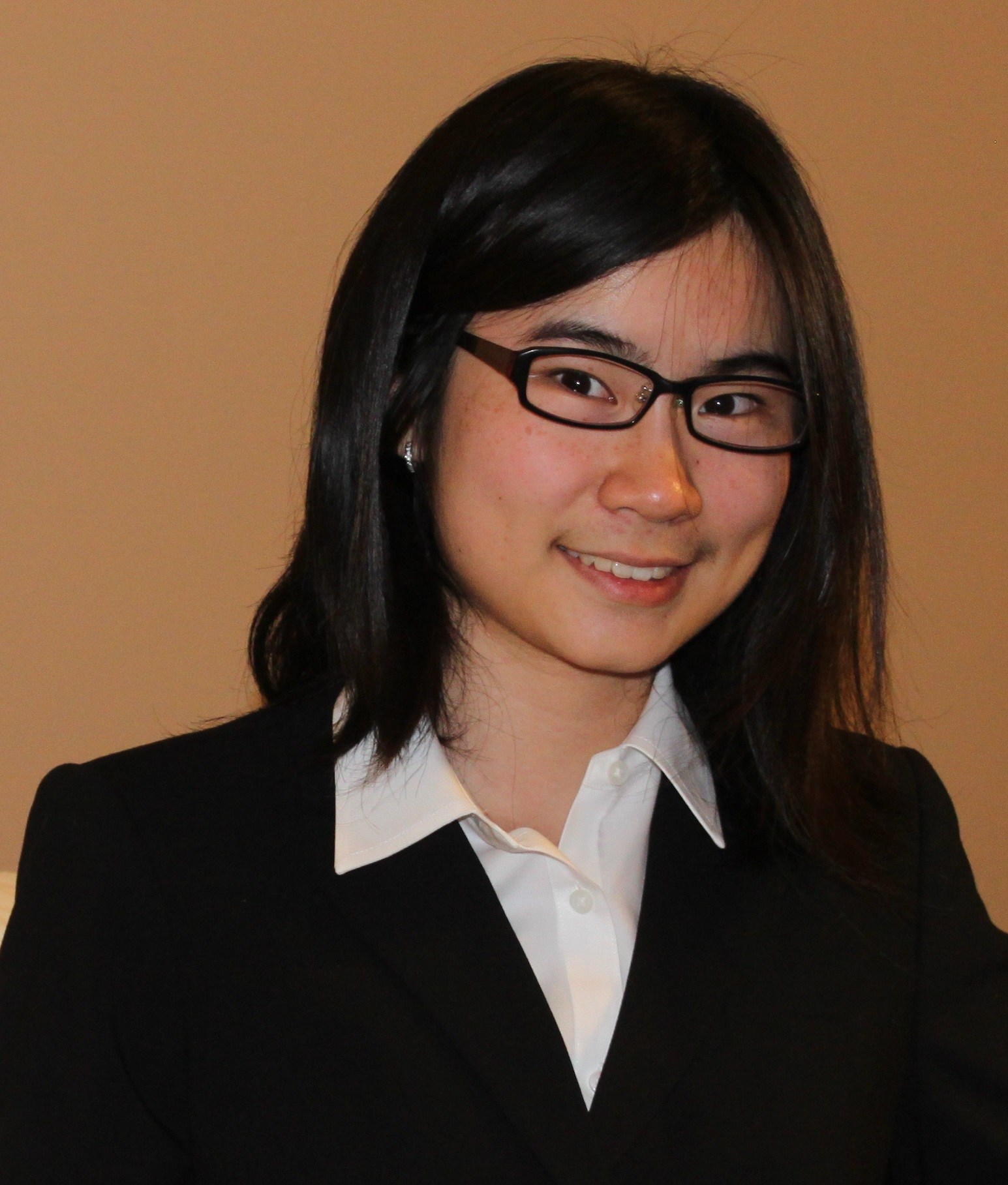 Sherry Chao, is a graduate research assistant in the UNC School of Medicine Department of Genetics.