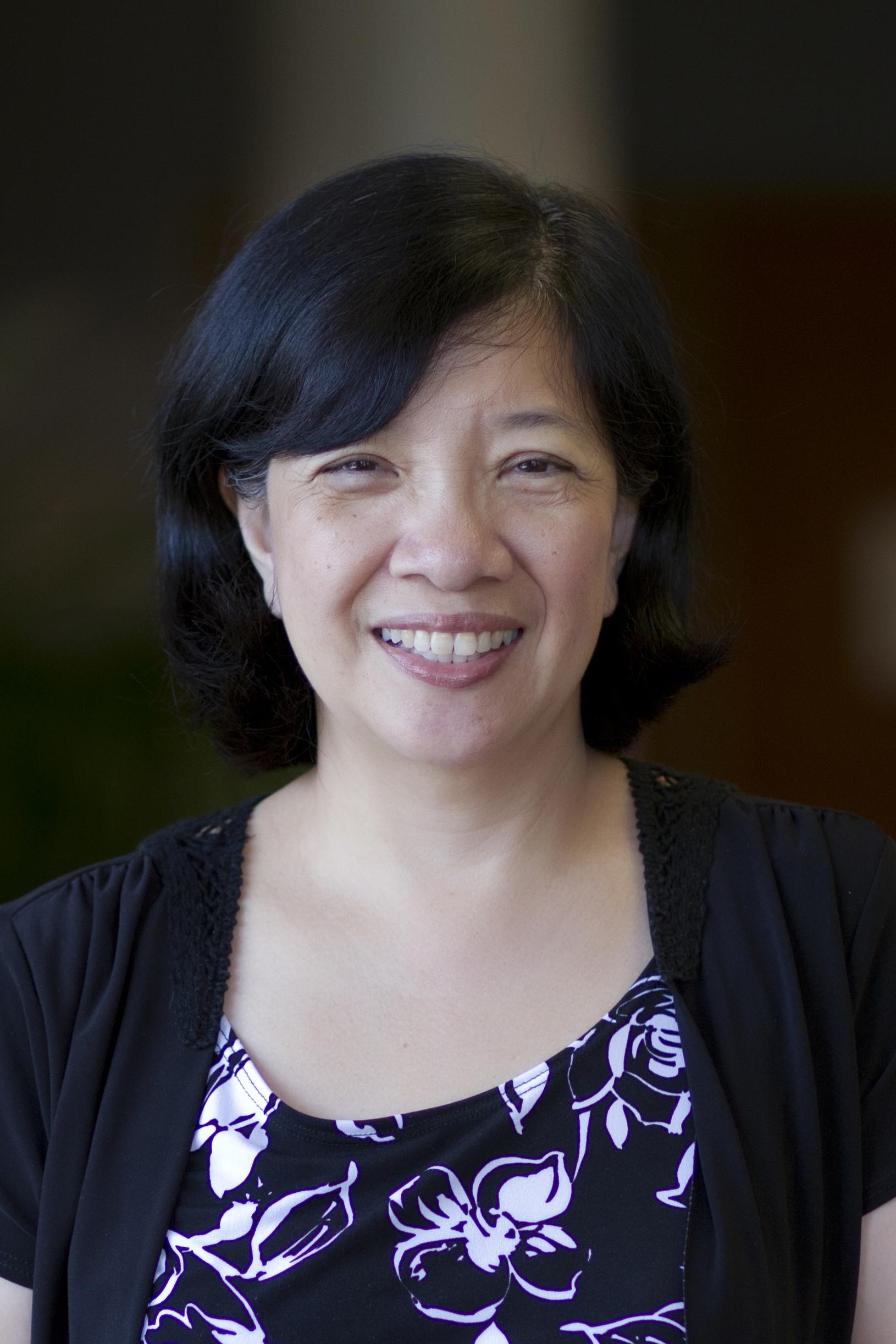 Headshot of Jenny Ting