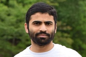 Rahul Mirlekar, PhD, postdoctoral fellow at UNC Lineberger, recipient of 2019 Young Investigator Award