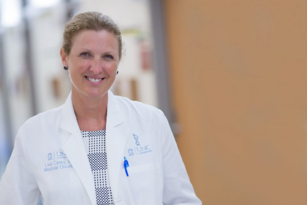 UNC Lineberger's Lisa Carey, MD, was elected to ASCO board of directors