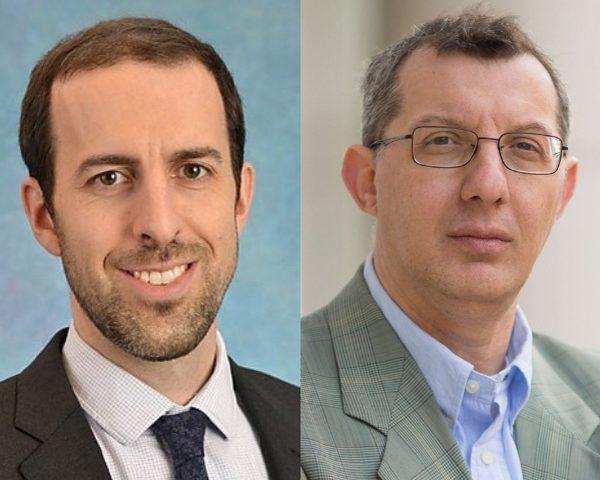 Eben Lichtman, MD, and Gianpietro Dotti, MD