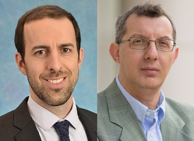 Eben Lichtman, MD, and Gianpietro Dotti, MD