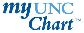 My UNC Chart quicklink
