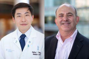 Andrew Wang and Jonathan Serody