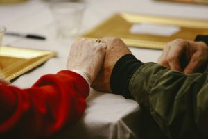 Blessing of the Caregiver's Hands