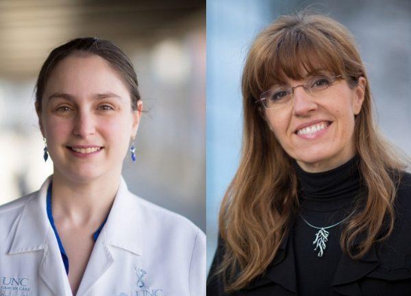Natalie Grover, MD, and Barbara Savoldo, MD