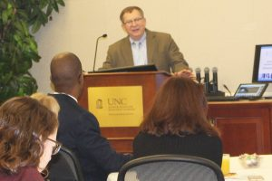 Hyman Muss chairs annual geriatric oncology symposium