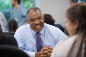 Photo of Paul Godley, MD, PhD, MPP, UNC School of Medicine's Vice Dean for Diversity and Inclusion, who passed away Sunday, March 31.