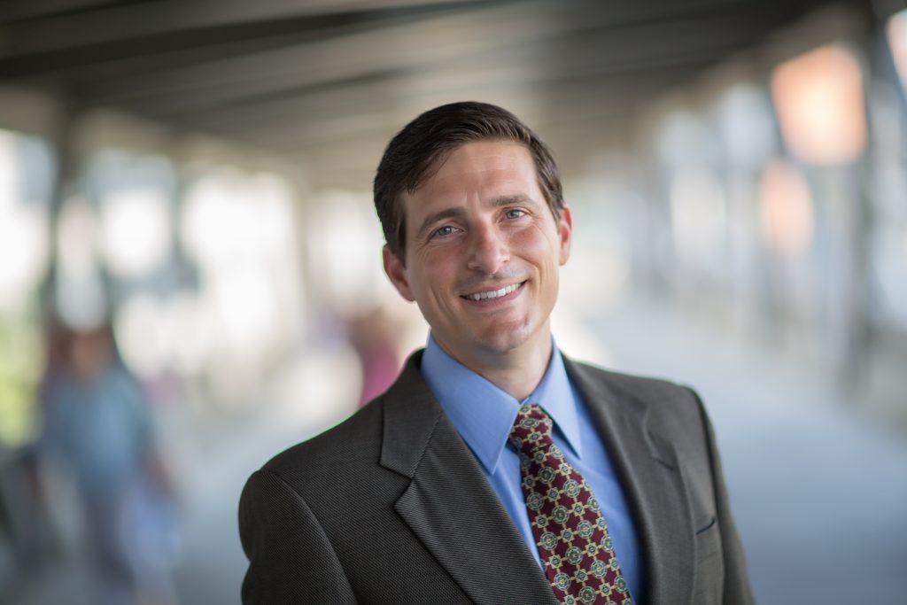 UNC Lineberger's Antonio Amelio, PhD.