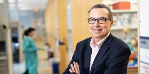 UNC Lineberger's Charles M. Perou, PhD, was part of the triple negative breast cancer research team
