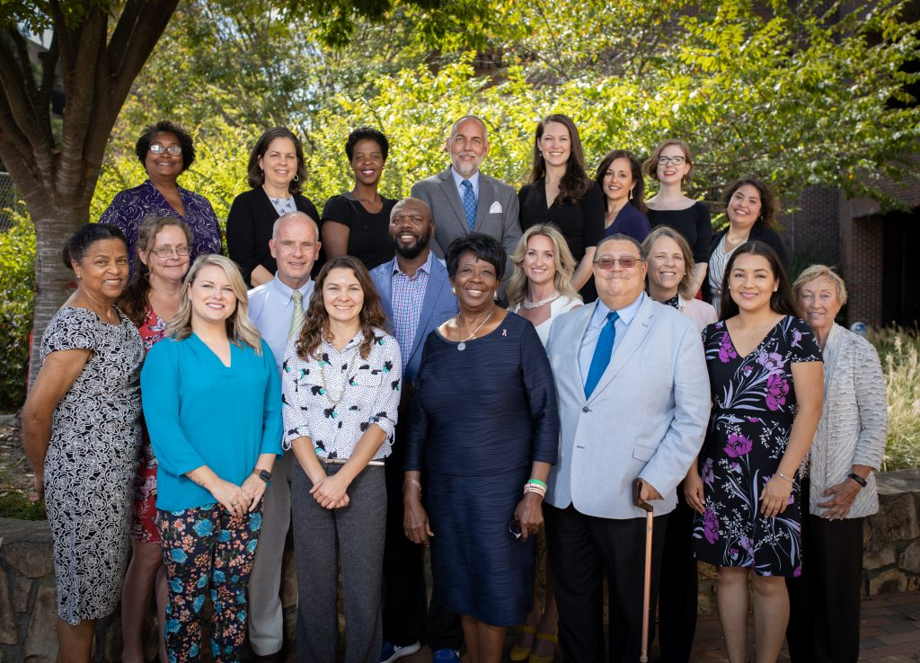 UNC Lineberger Community Advisory Board and Office of Community Outreach and Engagement