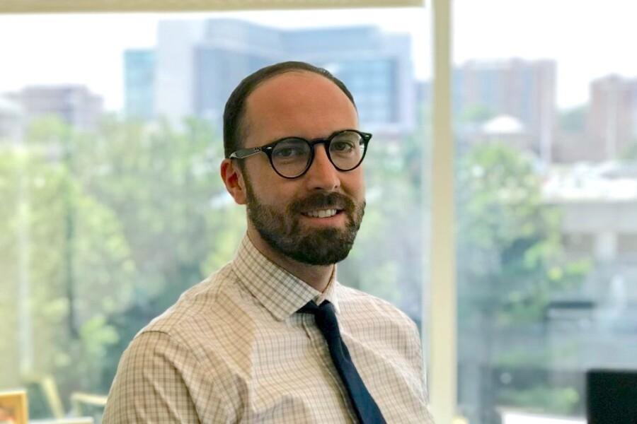 Headshot of Matthew Painschab