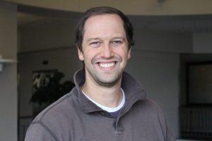 Aaron Hobbs, PhD, studied KRAS gene mutations in pancreatic cancer
