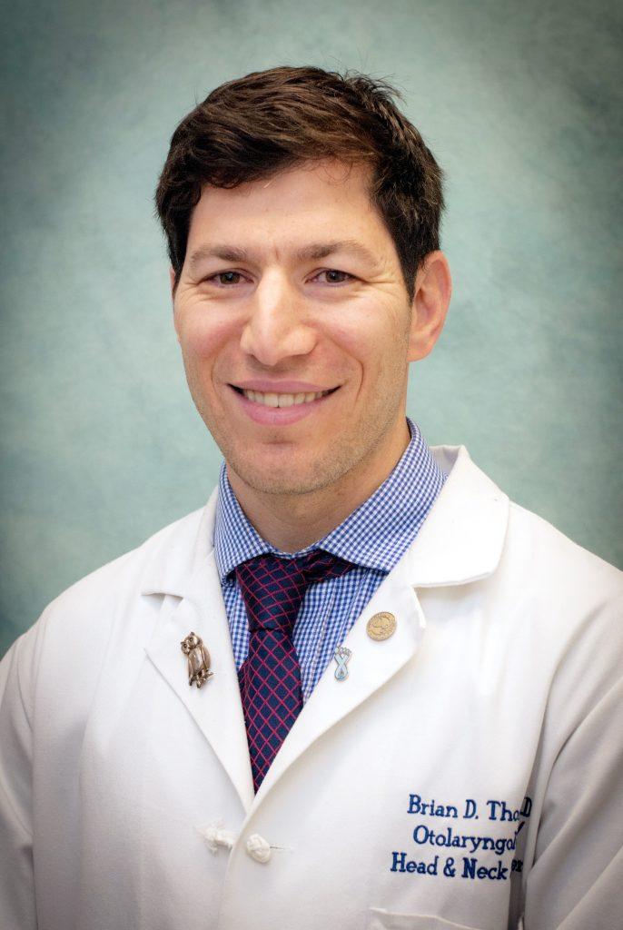 Brian Thorp, MD, FACS, FARS