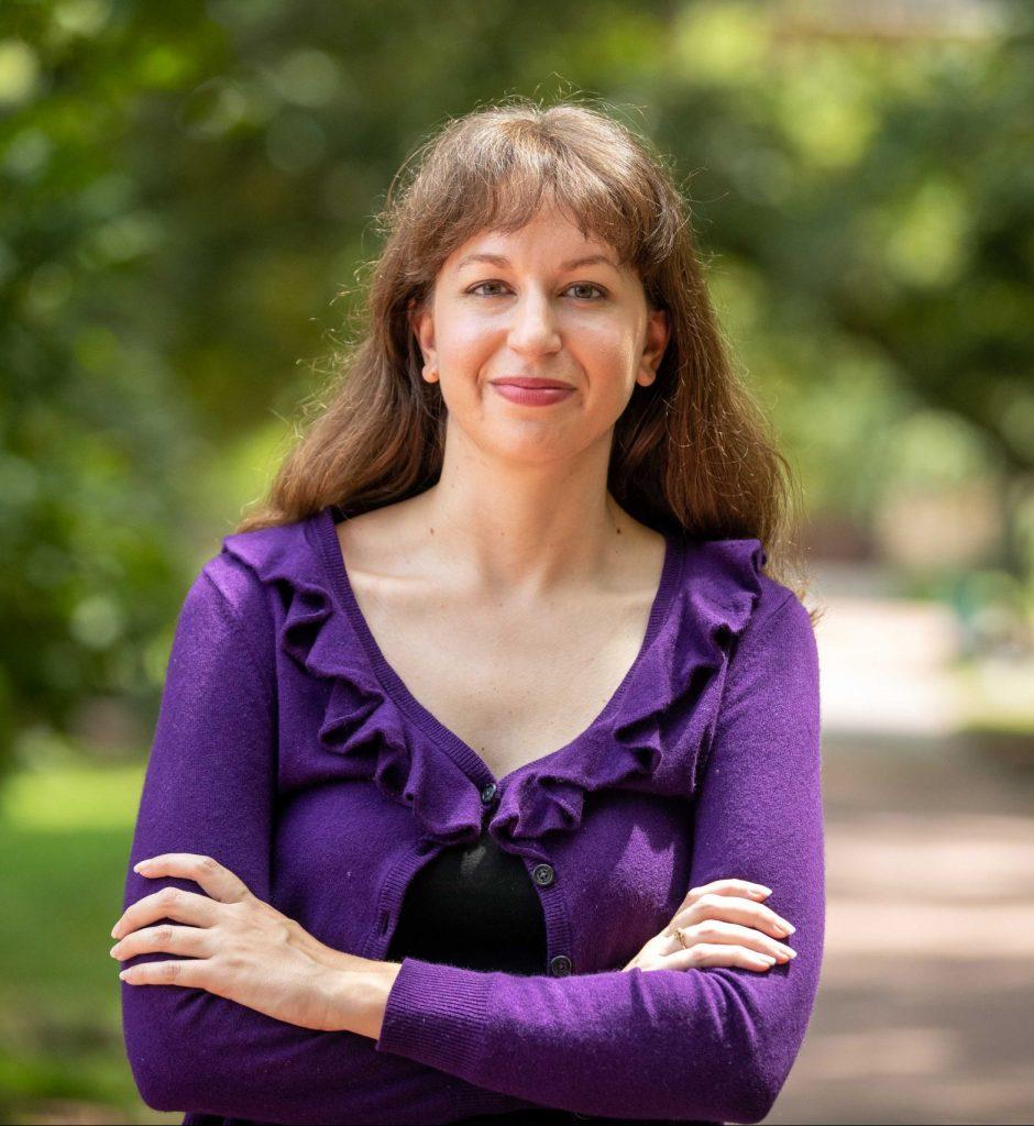 Christine Roden headshot