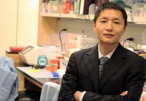 UNC Lineberger's Hongwei Du, PhD