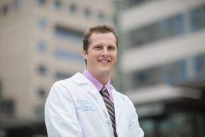 UNC Lineberger's Chad Pecot, MD.