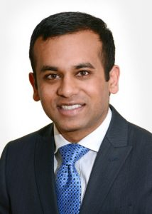 Ankit Agarwal is the paper's first author and co-chief resident of radiation oncology at the UNC School of Medicine.