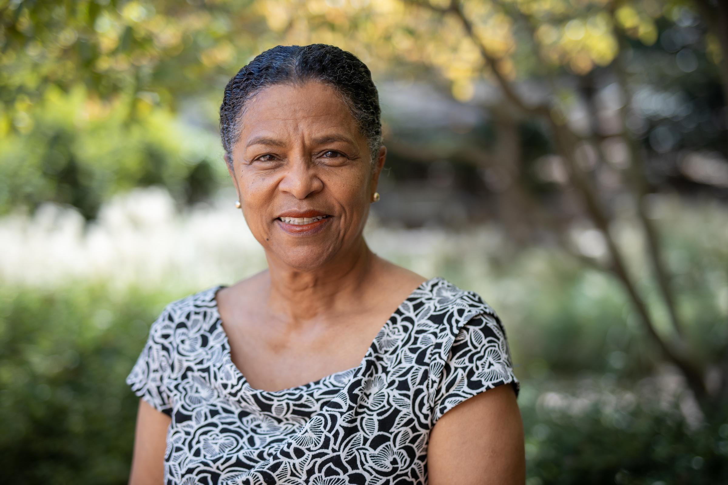 Headshot of Marian Johnson-Thompson