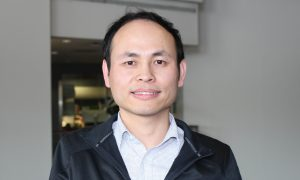 Peishun Shou is a postdoctoral researcher at UNC Lineberger.